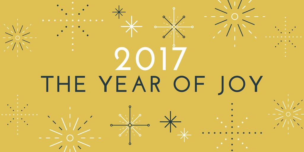 2017 - joy